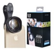 APEXEL camera Len kit Universal Super Macro Clip-on Cell Phone Camera Lenses for apple iPhone Xiaomi Samsung HTC smartphone Lens