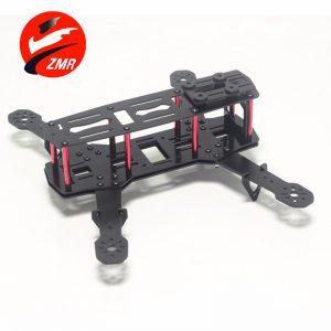 ZMR Quad Frame Pure Carbon Unassembled Four Axis QAV250 Drone Mini 250 FPV rc UAV Airframe Glass Fiber Quadcopter Flysky Airfram