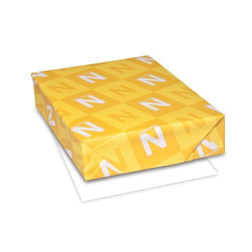 Neenah Capitol Bond Writing Paper, Letter 8.5 x 11 Inches, 24 Pound, White 91 Brightness, 500 Sheets (B724)