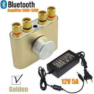 17 New Audio F900 Mini Bluetooth Headphone Amplifier Hifi Stereo Power AMP 50W+50W With Power Adapter FREE SHIPPING-10000693_G