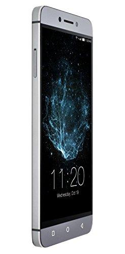 LeEco   Le S3 Unlocked Dual-SIM Smartphone; 5.5″ Display, 16MP Camera, 4K Video, 32GB Storage, 3GB RAM – Gray (U.S. Warranty)