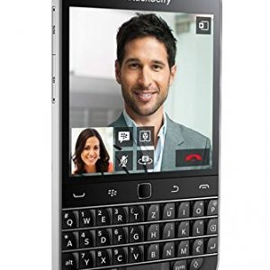 Blackberry Classic Q20 SQC100-1 – QWERTZ Keypad – Factory Unlocked, International Version – Dark Black