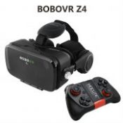 16 Hot Google Cardboard BOBOVR Z4 VR 360 Degree 3D Viewing Immersive Experience 4.7''-6.2'' Smartphone Virtual Reality Glasses