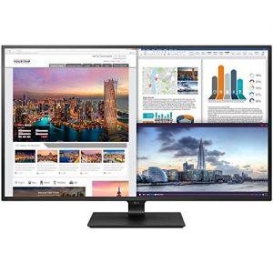 LG Electronics 42.5″ Screen LED-lit Monitor (43UD79-B)