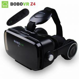 BOBOVR Z4 Bobo Vr Virtual Reality Goggles Mobile 3D VR Video Glasses gafas Helmet Cardboard VR Headset For 4.7-6.2″ smartphone